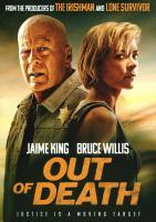 Imagen de portada para Out of death [videorecording DVD]