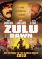 Cover image for Zulu dawn