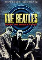 Cover image for The Beatles [videorecording DVD] : made on Merseyside