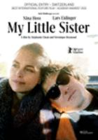 Cover image for My little sister [videorecording DVD]