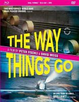 Cover image for The way things go [videorecording Blu-ray]