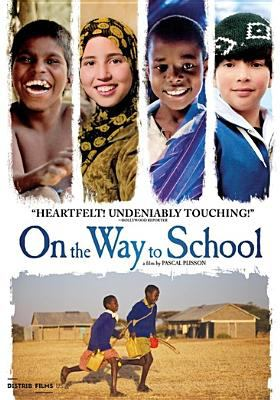 Cover image for On the way to school [videorecording DVD]