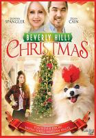 Cover image for Beverly Hills Christmas [videorecording DVD]