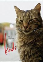 Cover image for Kedi [videorecording DVD] : a film by Ceyda Torun