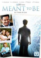 Cover image for Meant to be