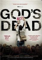 Cover image for God's not dead [videorecording DVD]
