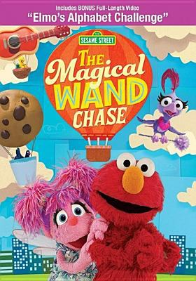 Cover image for Sesame Street [videorecording DVD] : The magical wand chase.