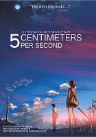 Cover image for 5 centimeters per second