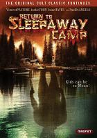 Cover image for Return to sleepaway camp