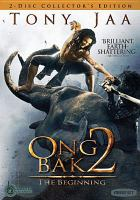 Cover image for Ong bak 2 the beginning