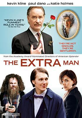 Cover image for The extra man
