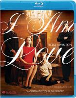 Cover image for I am love