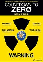 Cover image for Countdown to zero