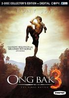 Cover image for Ong bak 3 the final battle