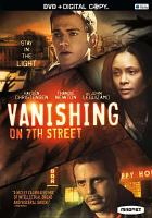 Cover image for Vanishing on 7th Street
