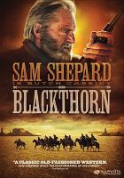 Cover image for Blackthorn