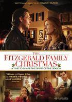 Cover image for The Fitzgerald family Christmas