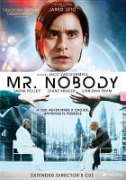 Cover image for Mr. Nobody