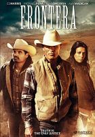 Cover image for Frontera [videorecording DVD]