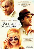 Imagen de portada para The two faces of January [videorecording DVD]