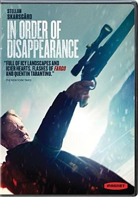Cover image for In order of disappearance [videorecording DVD]