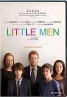 Cover image for Little men [videorecording DVD]
