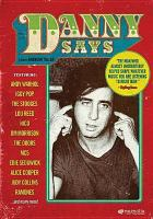 Cover image for Danny says [videorecording DVD]