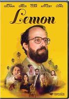 Cover image for Lemon [videorecording DVD]
