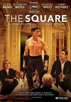 Cover image for The square [videorecording DVD] (Elizabeth Moss version)