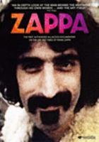 Imagen de portada para Zappa [videorecording DVD]