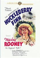 Cover image for The adventures of Huckleberry Finn [videorecording DVD] : (Mickey Rooney version)