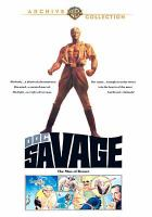 Cover image for Doc Savage : the man of bronze [videorecording DVD]