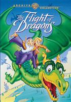 Cover image for The flight of dragons