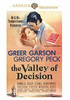 Cover image for The valley of decision