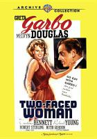 Cover image for Two-faced woman [videorecording DVD]