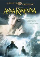 Cover image for Anna Karenina (Sophie Marceau version)