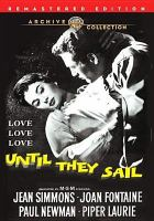 Cover image for Until they sail [videorecording DVD]
