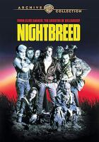 Cover image for Nightbreed