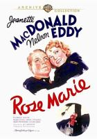 Cover image for Rose Marie [videorecording DVD]