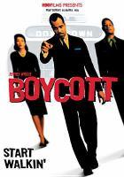 Cover image for Boycott [videorecording DVD]