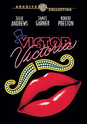 Cover image for Victor Victoria