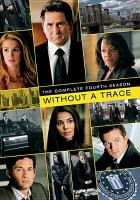 Cover image for Without a trace. Season 4, Complete
