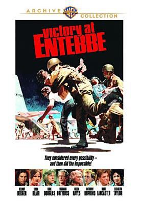 Cover image for Victory at Entebbe [videorecording DVD]