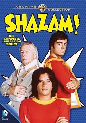 Cover image for Shazam! The complete live action series [videorecording DVD].