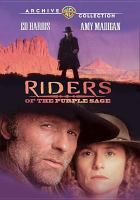 Cover image for Riders of the purple sage