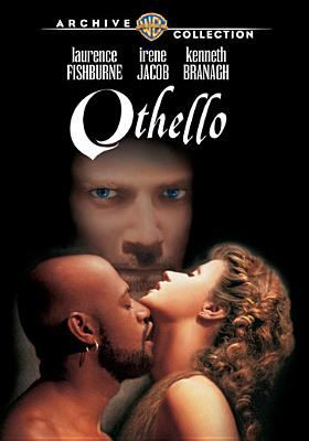Cover image for Othello [videorecording DVD] (Laurence Fishburne version)