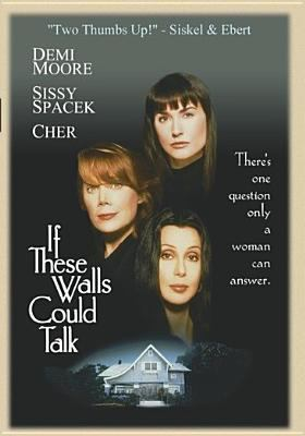 Cover image for If these walls could talk [videorecording DVD]