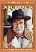 Cover image for Nichols [videorecording DVD] : the complete series
