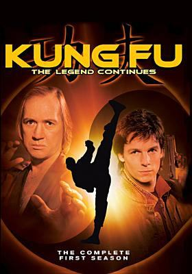 Cover image for Kung fu, the legend continues. Season 1, Complete [videorecording DVD]