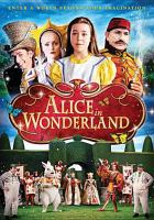 Cover image for Alice in Wonderland [videorecording DVD] (Gene Wilder version)